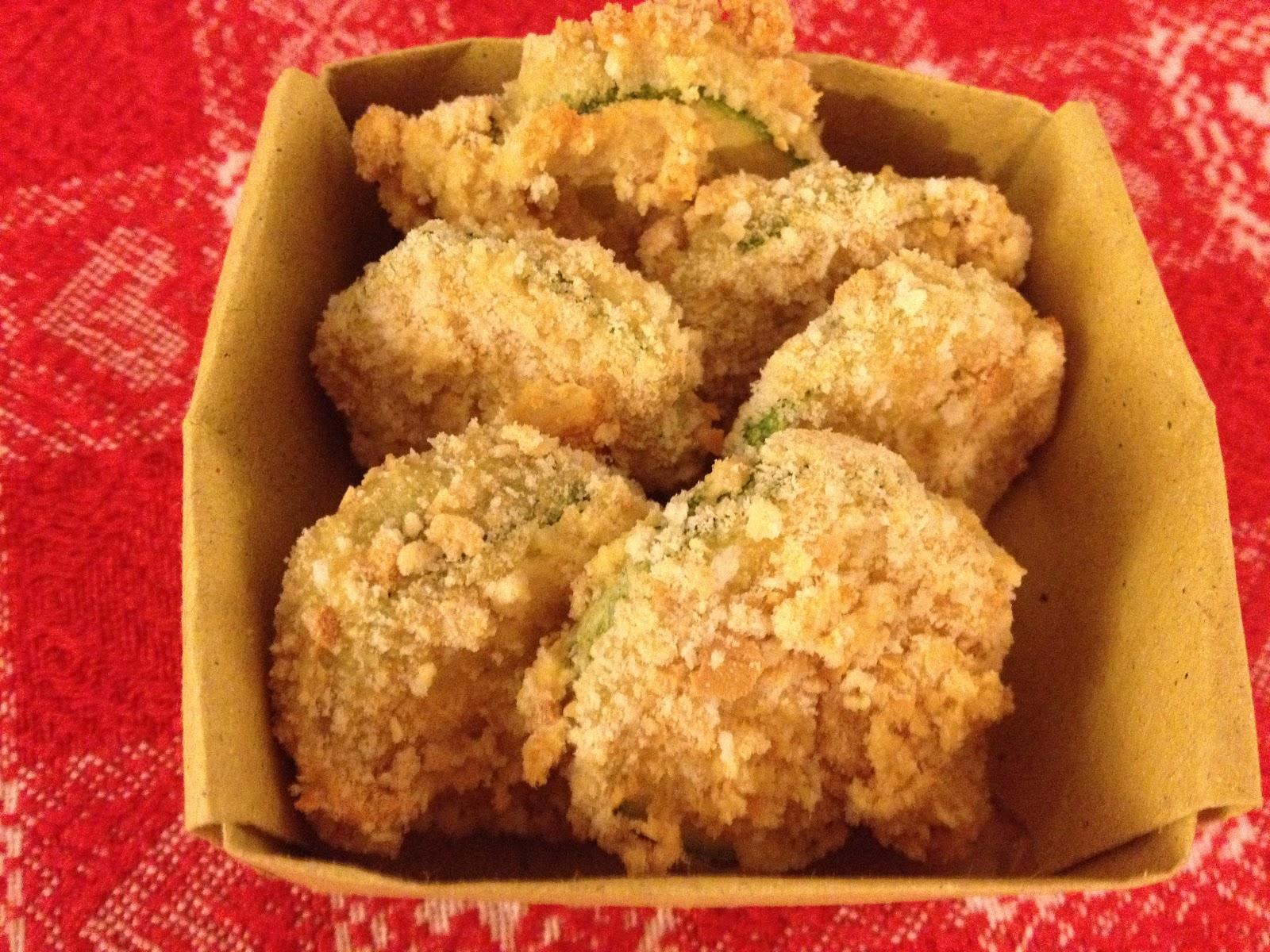 McNugget di zucchine