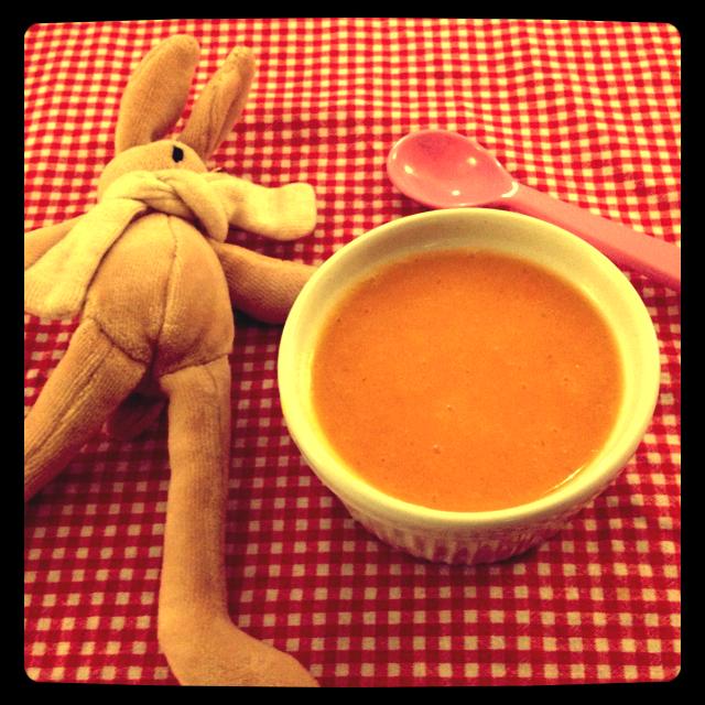Basket ball soup
