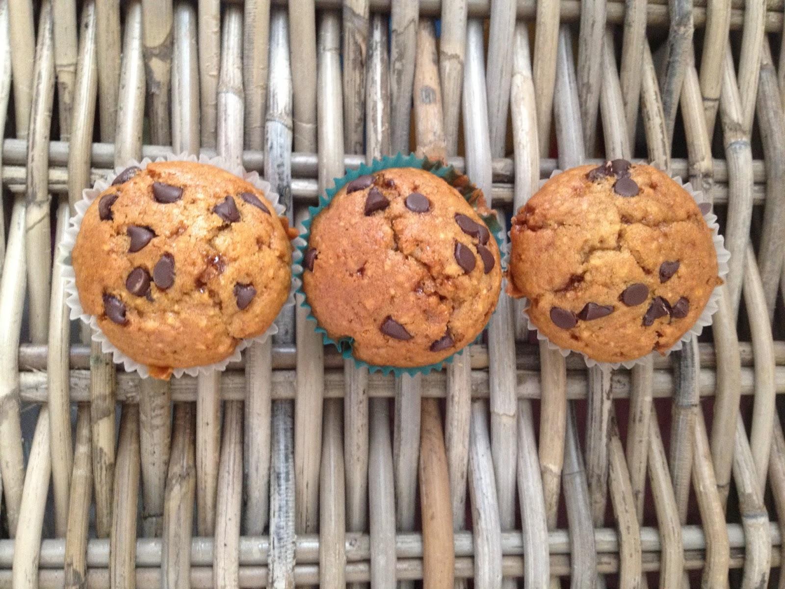 Muffin senza muffin! (ovvero muffin alla nocciola senza uova, burro e latticini)