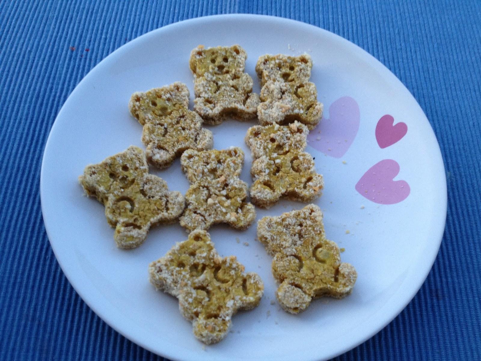 Come fare mangiare i legumi ai bambini (e ai mariti!): orsetti di ceci!