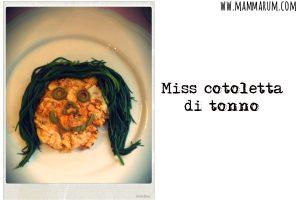 ricetta cotoletta di tonno