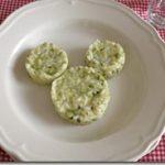 Il mio confort food: il risotto con le zucchine