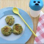 Per i bambini piccoli, ma anche per i più grandi: le polpette di zucchine!