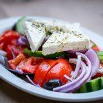 Dalla Grecia... insalata greca!