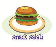 Ricette per bambini: snack salati