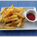 Le perfette patate fritte… al forno!! Stick do it better!!!!