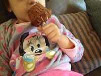 Ricette per bambini: muffin alle mele sullo stecco!