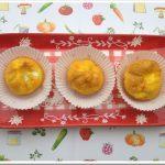 Come fa mangiare le uova ai bambini: la frittata nei muffin!