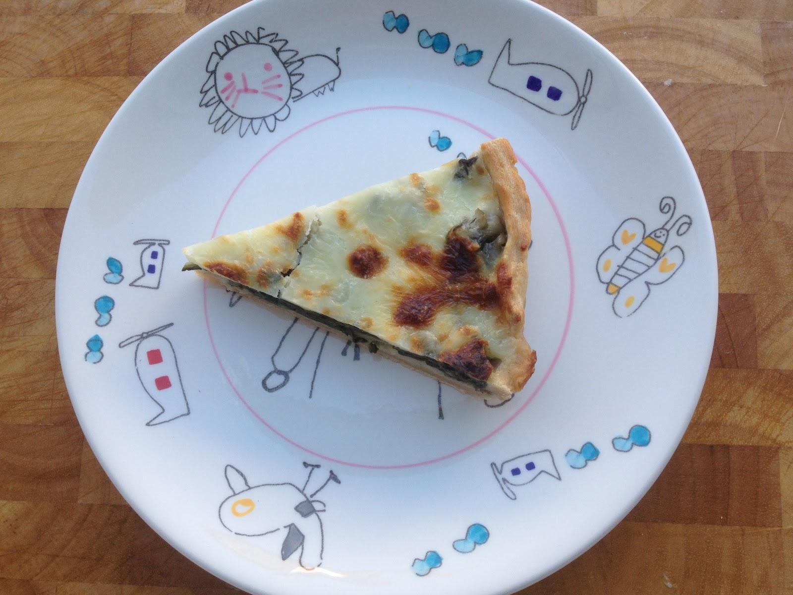 Finta finta sfoglia: torta salata con sfoglia alla ricotta e poco burro!
