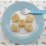 Polpette di pollo e verdure per bambini (e non, come al solito!)
