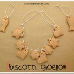 Biscotti gioiello per la festa della mamma