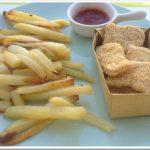 Mc Nuggets di pollo al forno