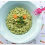 Risotto agli asparagi baby friendly