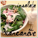 Il contorno di Natale, l'insalata di Biancaneve