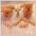 Ricette per bambini: biscotti al vino!!