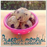 Per la colazione dei bambini… biscotti morbidi con gocce di cioccolato