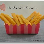 Bastoncini di ceci… in love!
