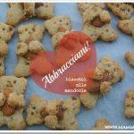Biscotti di Natale per bambini: gli orsetti coccoloni
