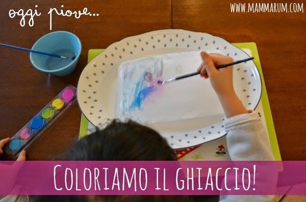 attività bambini colori colorare