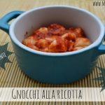 Gnocchi alla ricotta: 2 ingredienti e 5 minuti per un piatto completo!