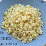 Come cuocere la quinoa