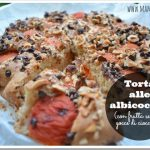 Torta di albicocche (senza grassi!)