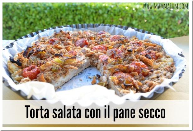 torta di pane secco_