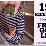 15 ricette con le fragole per bambini
