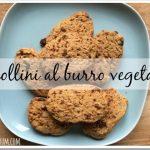 Ricetta biscotti con margarina vegetale