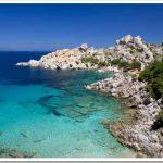 In traghetto con i bambini in Sardegna