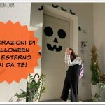 Decorazioni di Halloween per il giardino fai da te!