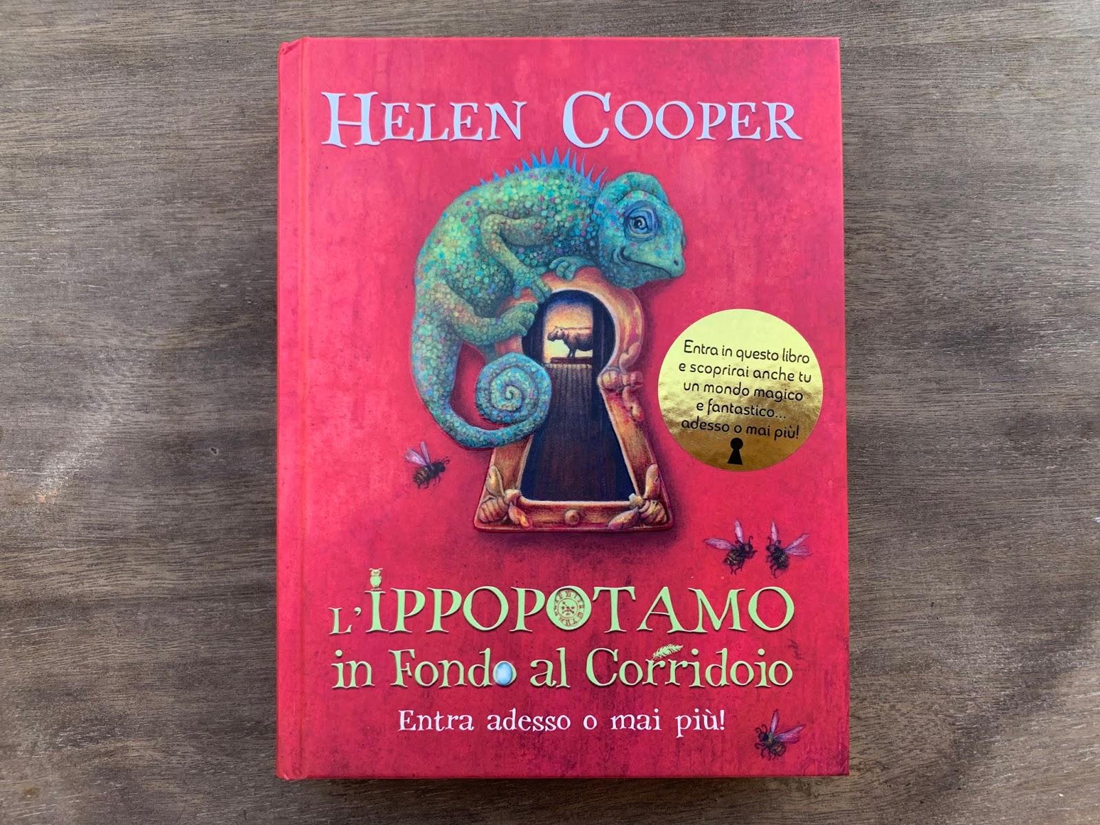 Libri per bambini: L'ippopotamo in fondo al corridoio