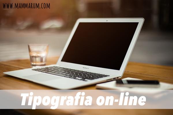 A.A.A. Tipografia on-line cercasi?