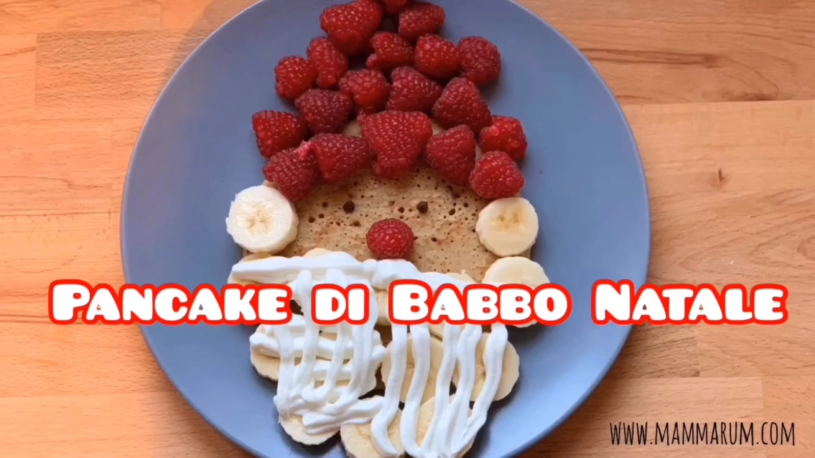 Avvento Giorno 9: Pancake di Babbo Natale