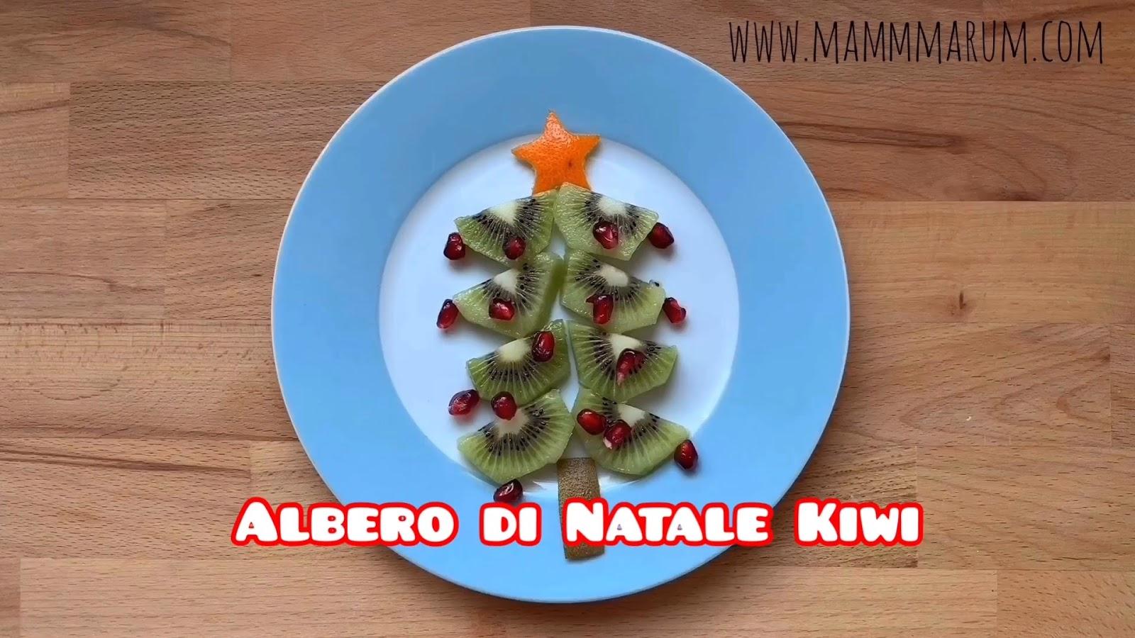 Giorno20: Albero di Natale Kiwi