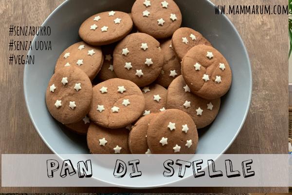 Pan di stelle vegani