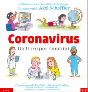 coronavirus Axel Scheffler
