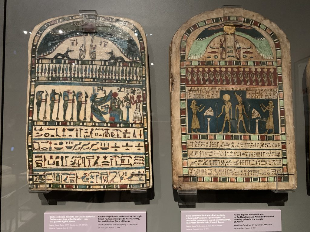museo egizio torino con i bambini