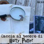 Caccia al tesoro di Harry Potter