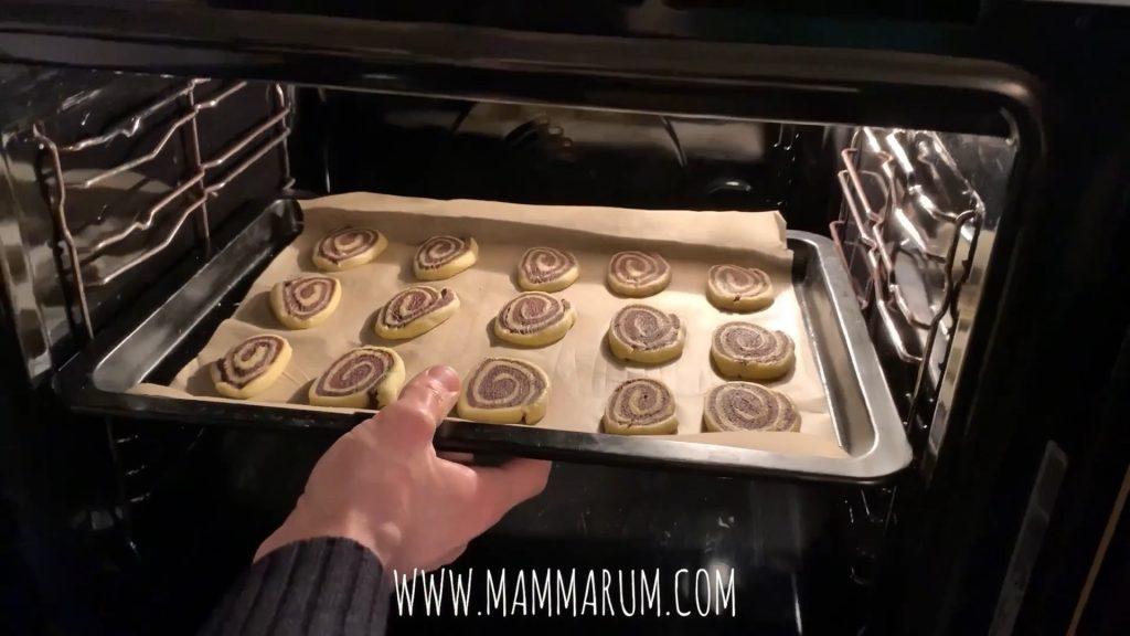Ricetta Biscotti girandola