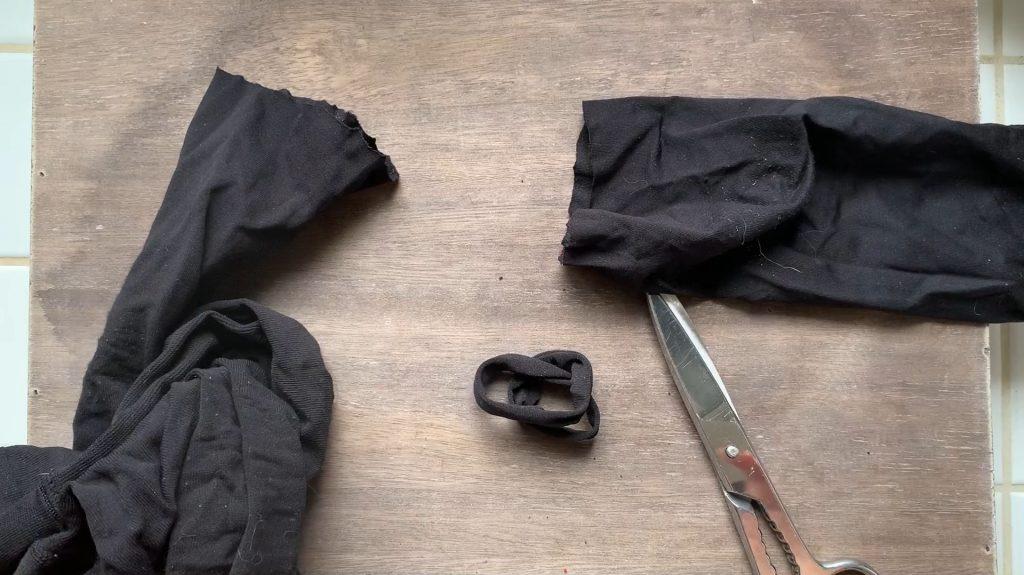 Riciclare i collant rotti