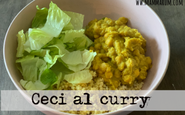ricetta ceci-al-curry