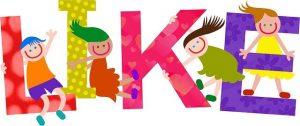 like pagina facebook