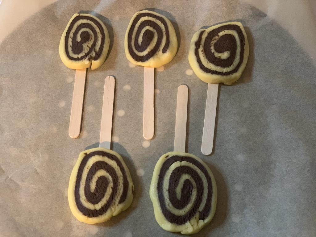ricetta biscotti lecca lecca bambini
