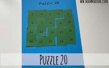 Gioco imparare numeri da 1 fino a 20 3