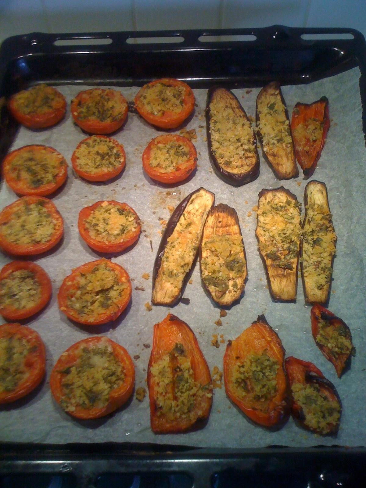 Verdure in gratin