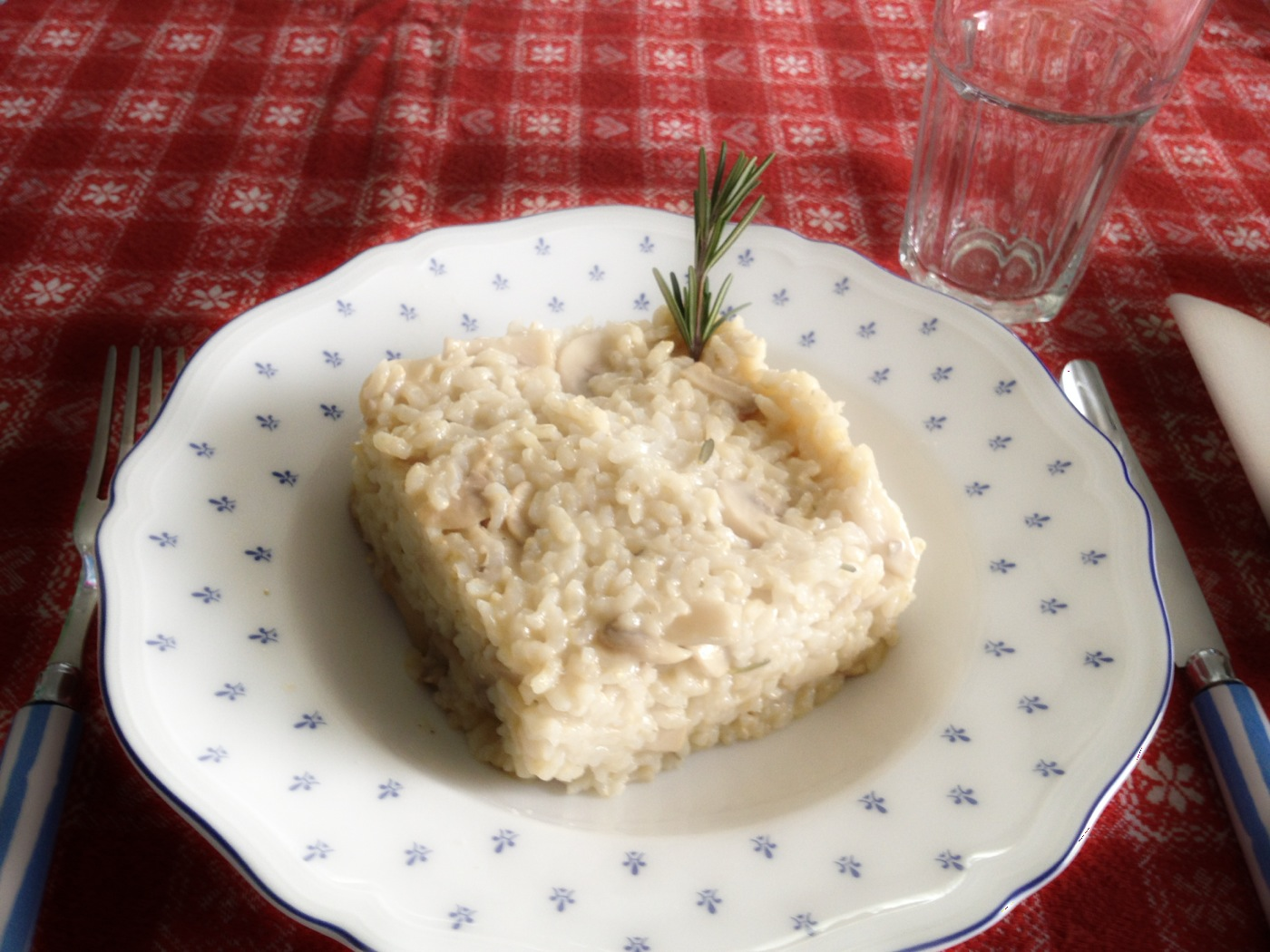 Un risotto per chi va di fretta