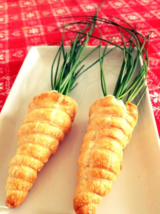 Una ricetta per Pasqua: le finte carote!