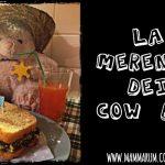 La merenda dei cow boy