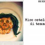 Miss cotoletta di tonno